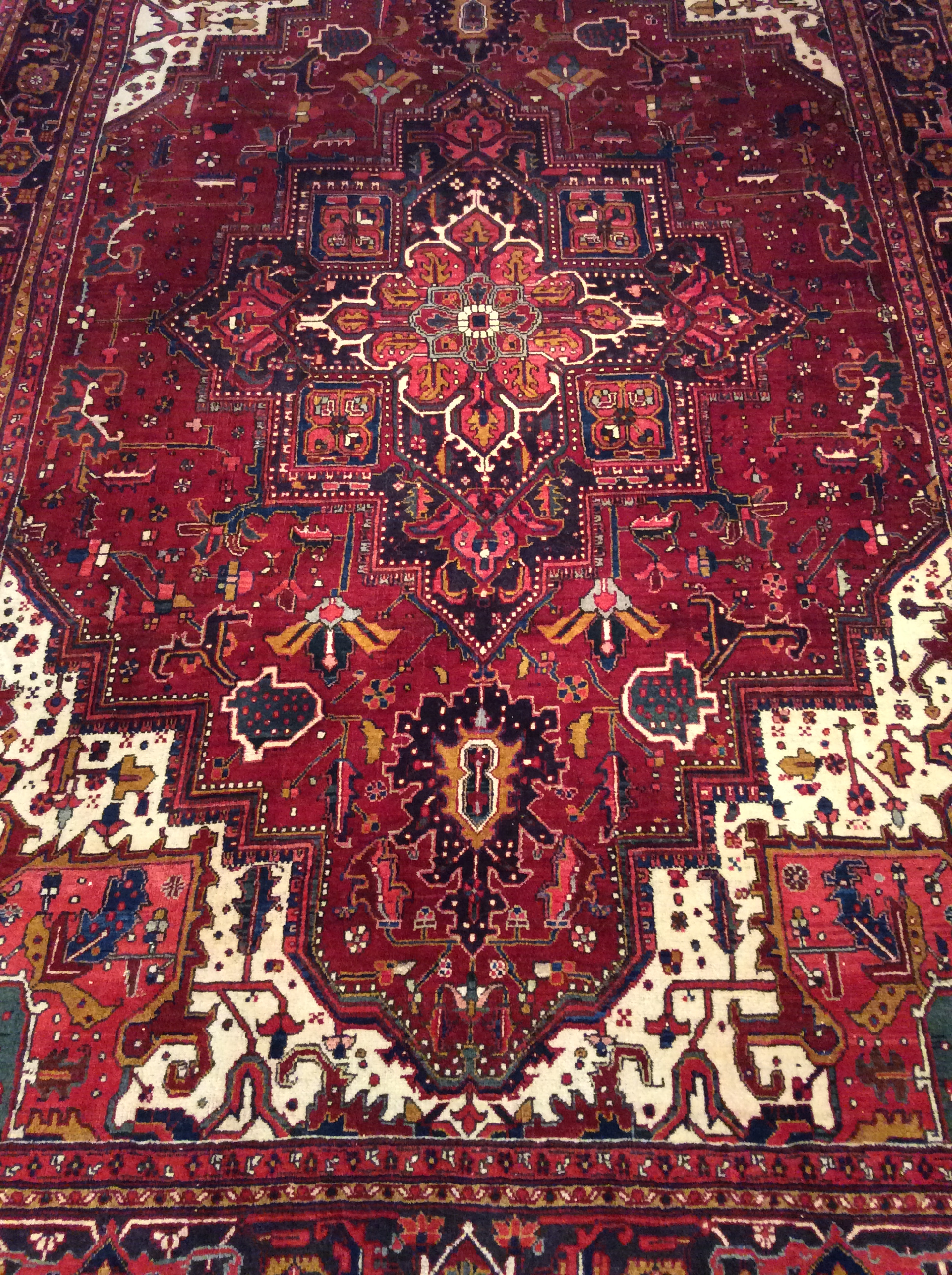 art afshar detail from rug gallery c persia antique persian pars and antiques